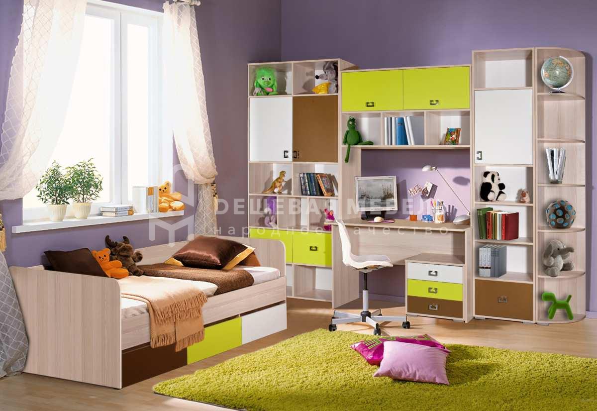 Детская мебель Кубик рубик арт.2