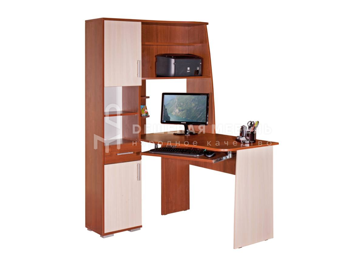 Большой компьютерный стол