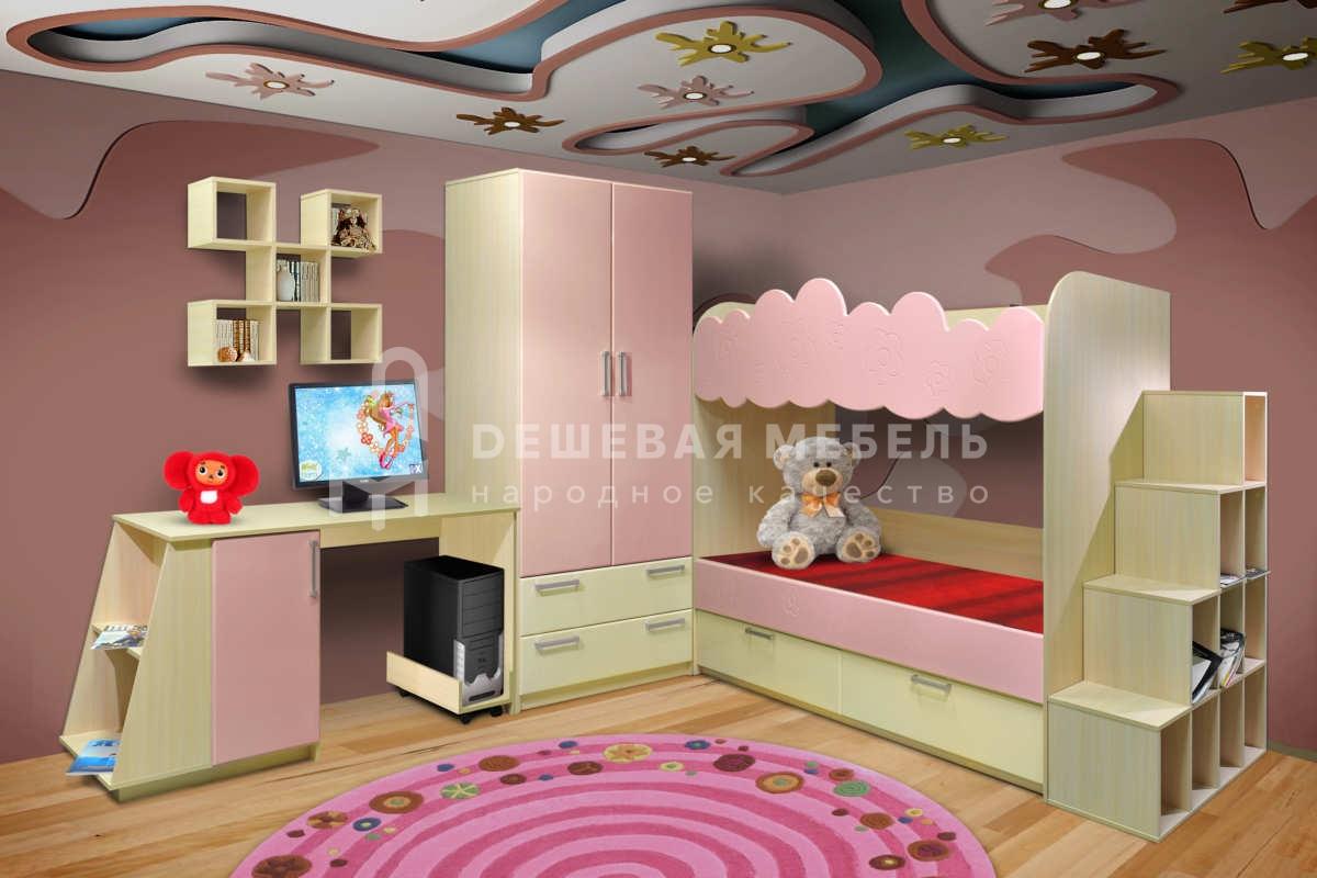 Мебель в детскую Питер Пен арт.2