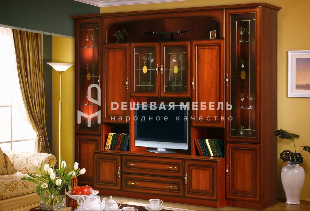 Гостиная грация арт.13 - дешевая мебель.