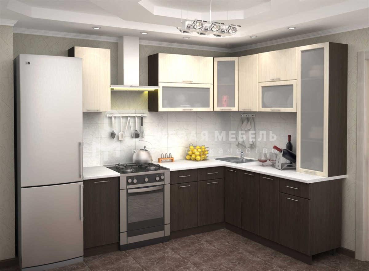 "Кухня ""Корнер арт.23"""