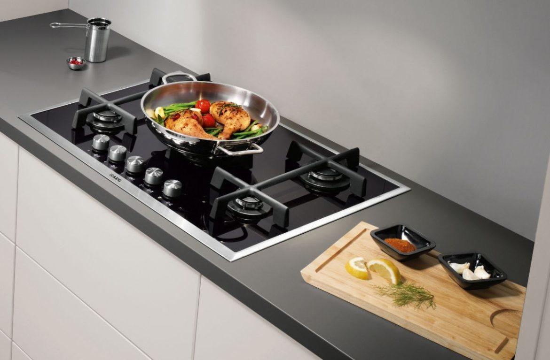 лучший выбор встраиваемой плиты в кухню