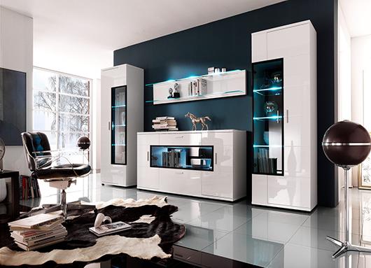 мебель вместо стенки в гостиную
